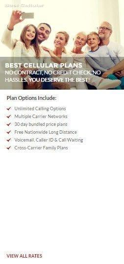 Best Cellular Plans