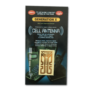 Generation X Cell Antenna