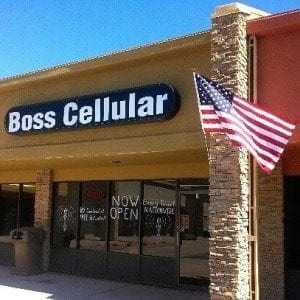 Boss Cellular - Clifton