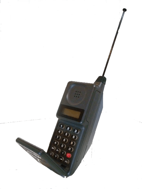 World's First Mobile Phone Call / World's First Cellphone