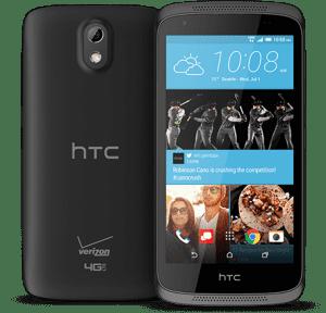 HTC Desire 526 - Black