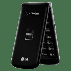 LG Exalt VN360 Flip Phone