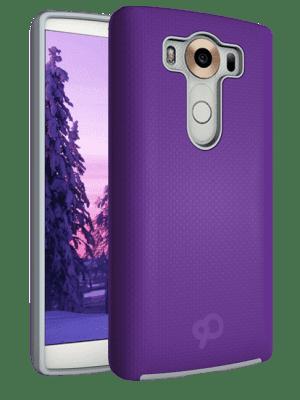 Nimbus9 LG V10 - Latitude Case Purple