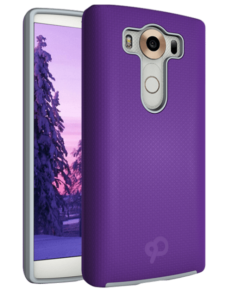 Nimbus9 LG V10 - Latitude Case Purple