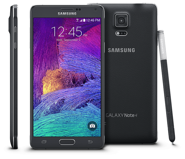 SAMSUNG GALAXY NOTE 4 32GB BLACK