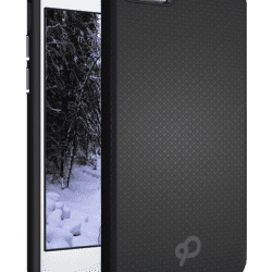 Nimbus9 iPhone SE - Latitude Case Black