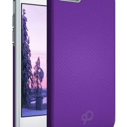 Nimbus9 iPhone SE - Latitude Case Purple
