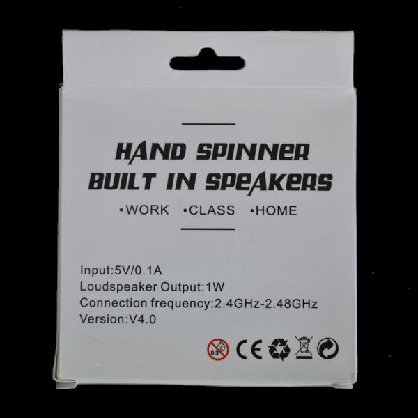 Bluetooth LED Fidget Spinners
