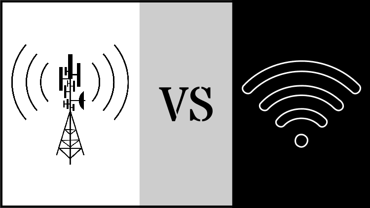 Mobile Data vs WiFi - which is better?