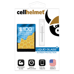 Liquid Glass+ for Tablets (Screen Protection and a $100 Warranty)
