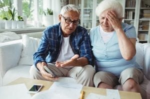 Help protect senior citizens against elderly financial abuse and exploitation.