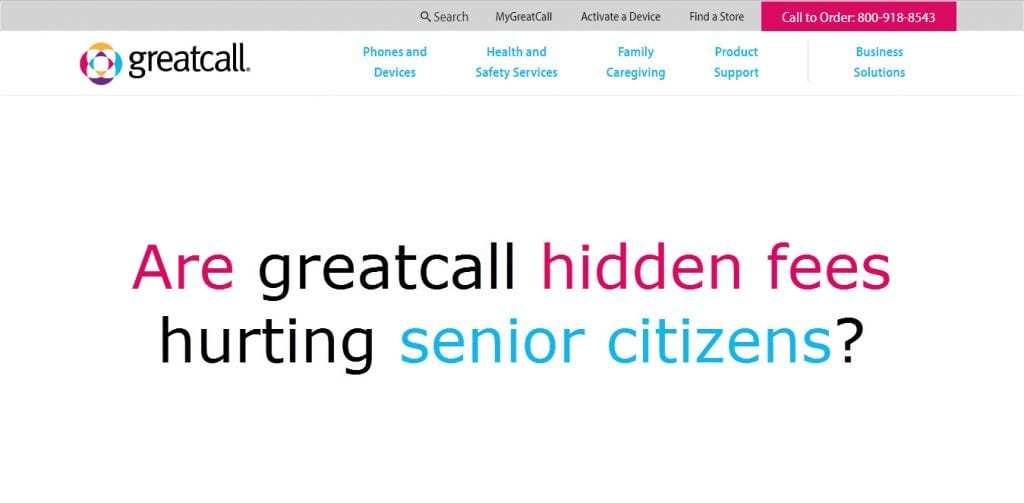 What are the best cell phone plans for senior citizens? Compare GreatCall with Best Cellular plans.