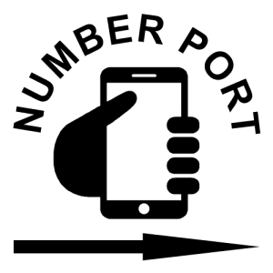 Port a phone number