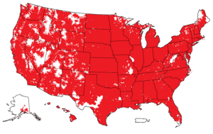 Verizon Coverage Maps