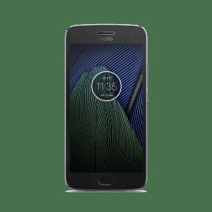 Moto G5 Plus Front